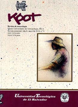 """Ver Núm. 9 (2018): Revista de Museología """"Kóot"""""""